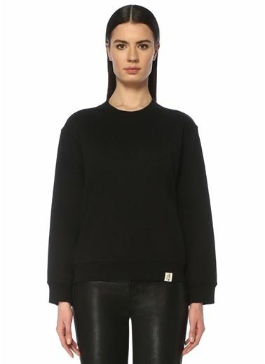 Blender Originated Sweatshirt Siyah